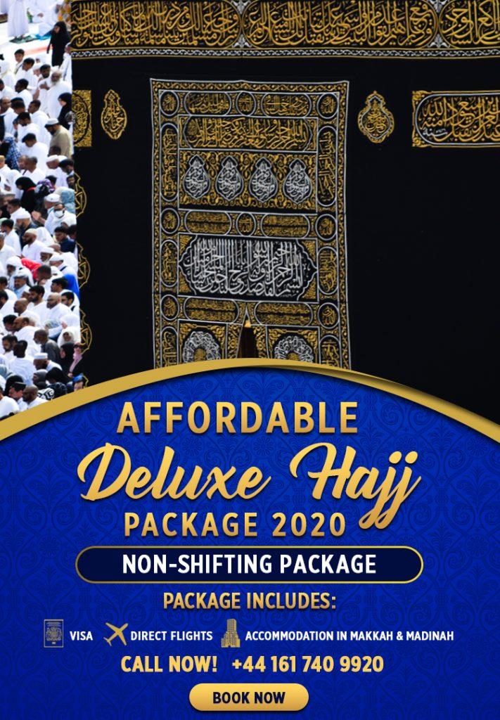Alkhalil-Deluxe-Hajj-Package