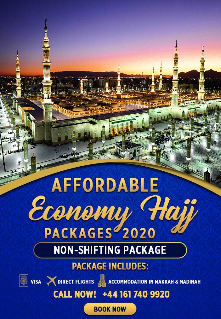 Alkhalil-Economy-Hajj-Package