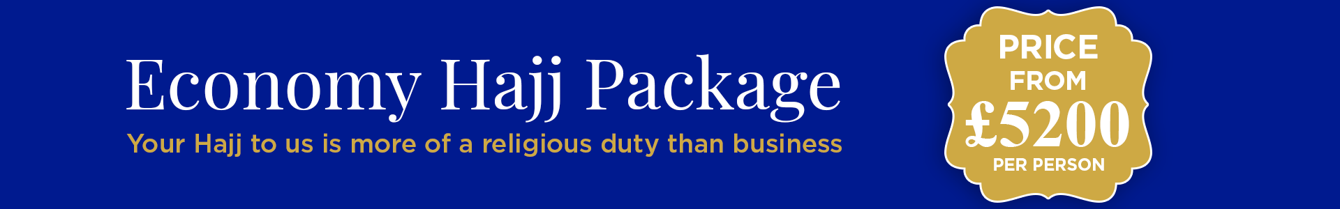 Economy-Package